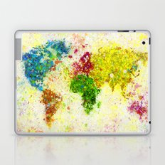 Different Continents Laptop & iPad Skin
