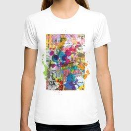 Street Art Attack T-shirt