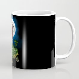 Samurai Turtle Coffee Mug