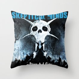 Living in a Movie Throw Pillow