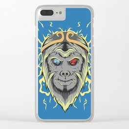 Gokong Clear iPhone Case
