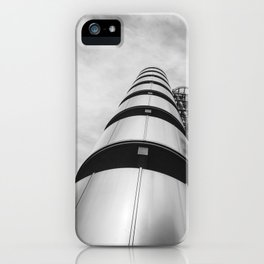 Lloyds building iPhone Case