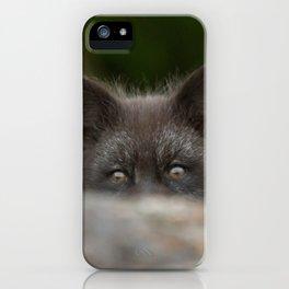 Peek-a-boo iPhone Case
