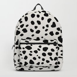 Polka Dots Dalmatian Spots Backpack