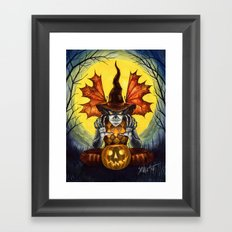 From the Dust to the Grave Framed Art Print