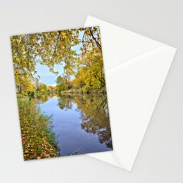 Autumn On Beaver Creek 3 Stationery Cards
