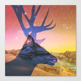 Matterhorn 2 Canvas Print