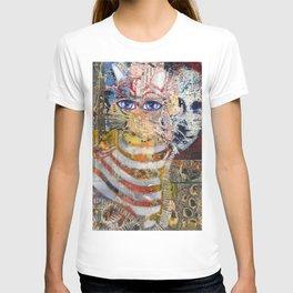Enchanted Feline and Mona T-shirt