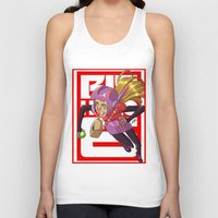arsenal Tank Tops featuring Add some honey and lemon by Eisu's Art for sale: Prints and stuff