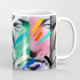 Composition on Panel 6 Coffee Mug