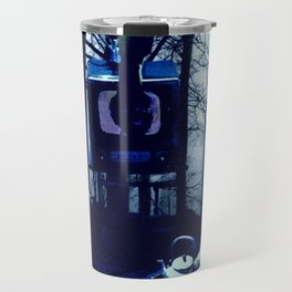 Steep in the Floor Boards Travel Mug