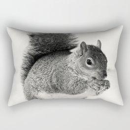 Squirrel Animal Photography Rectangular Pillow