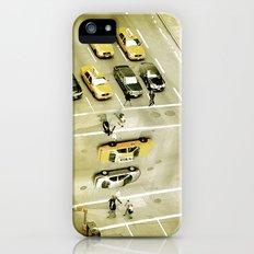Escher Intersection iPhone (5, 5s) Slim Case