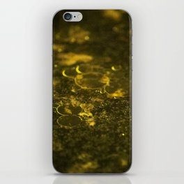Oil iPhone Skin