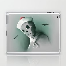 Wreckage of the past Laptop & iPad Skin