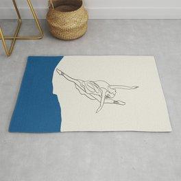 dance movements II Rug
