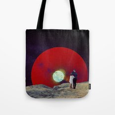 Together with the Sunset Tote Bag