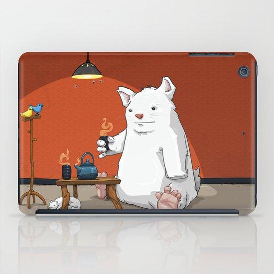 Tea for Three iPad Case
