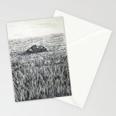 THE SOUND OF SILENCE Stationery Cards