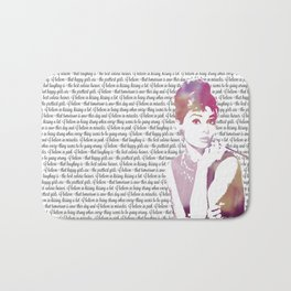My Audrey Bath Mat