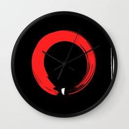 The Zen Spot Wall Clock