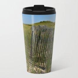 Cape Cod Beach Dunes Travel Mug