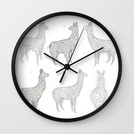 Lamarama Wall Clock