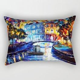 Tardis Way Rectangular Pillow