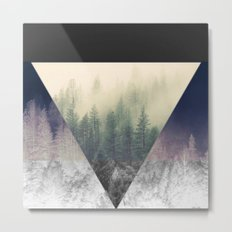 Inverted Forest Metal Print