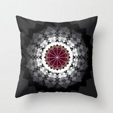 Nexus N°36bis Throw Pillow