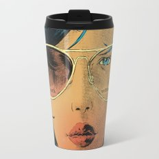 With & Without Travel Mug