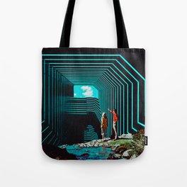 'Digital Dreams' Tote Bag