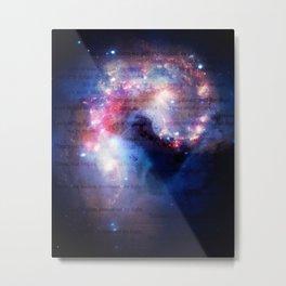 space x siken Metal Print