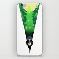 persona iPhone & iPod Skins featuring persona 3 by Tara