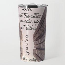 Into the Cities Travel Mug