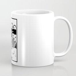Marque page doodle 1 Coffee Mug