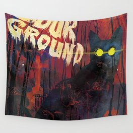 Sour Ground - Pet Sematary Tribute Wall Tapestry