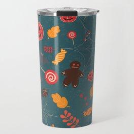 Halloween theme Travel Mug