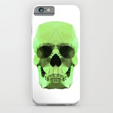 Polygon Heroes - Emerald Skull iPhone 6s Slim Case