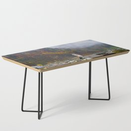 Misty Town Coffee Table