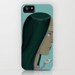 Goddess iPhone Case