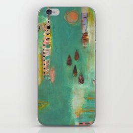 And Then There Were Four iPhone Skin