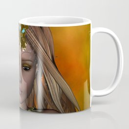 Beautiful fantasy women Coffee Mug