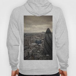 London from the 39th floor Hoody