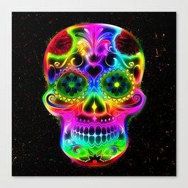 Skull20151213 Canvas Print