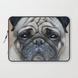 Precious Pug Laptop Sleeve