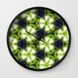 Lighting Up Wall Clock