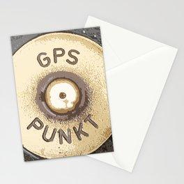 GPS PUNKT Stationery Cards