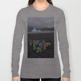 My Little Sea Ponies in Patagonia Long Sleeve T-shirt