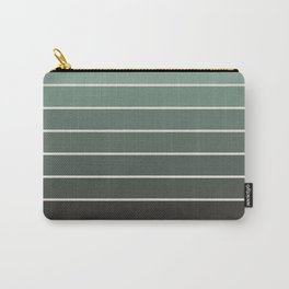 Gradient Arch - Green Tones Carry-All Pouch